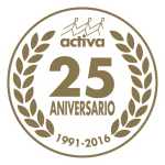 25 aniversario ACTIVA