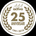 25 aniversario ACTIVA_cat