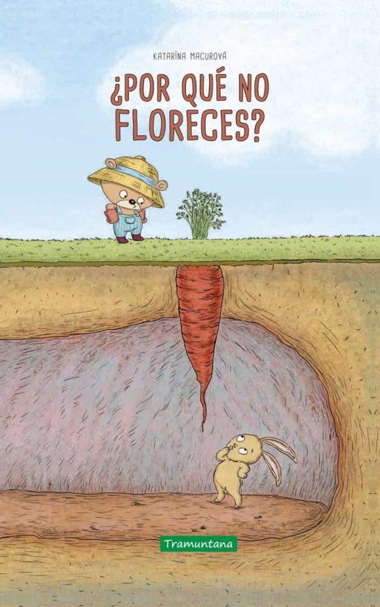 ¿Por qué no floreces? Libro infantil ilustrado - Lectura hasta los 5 años