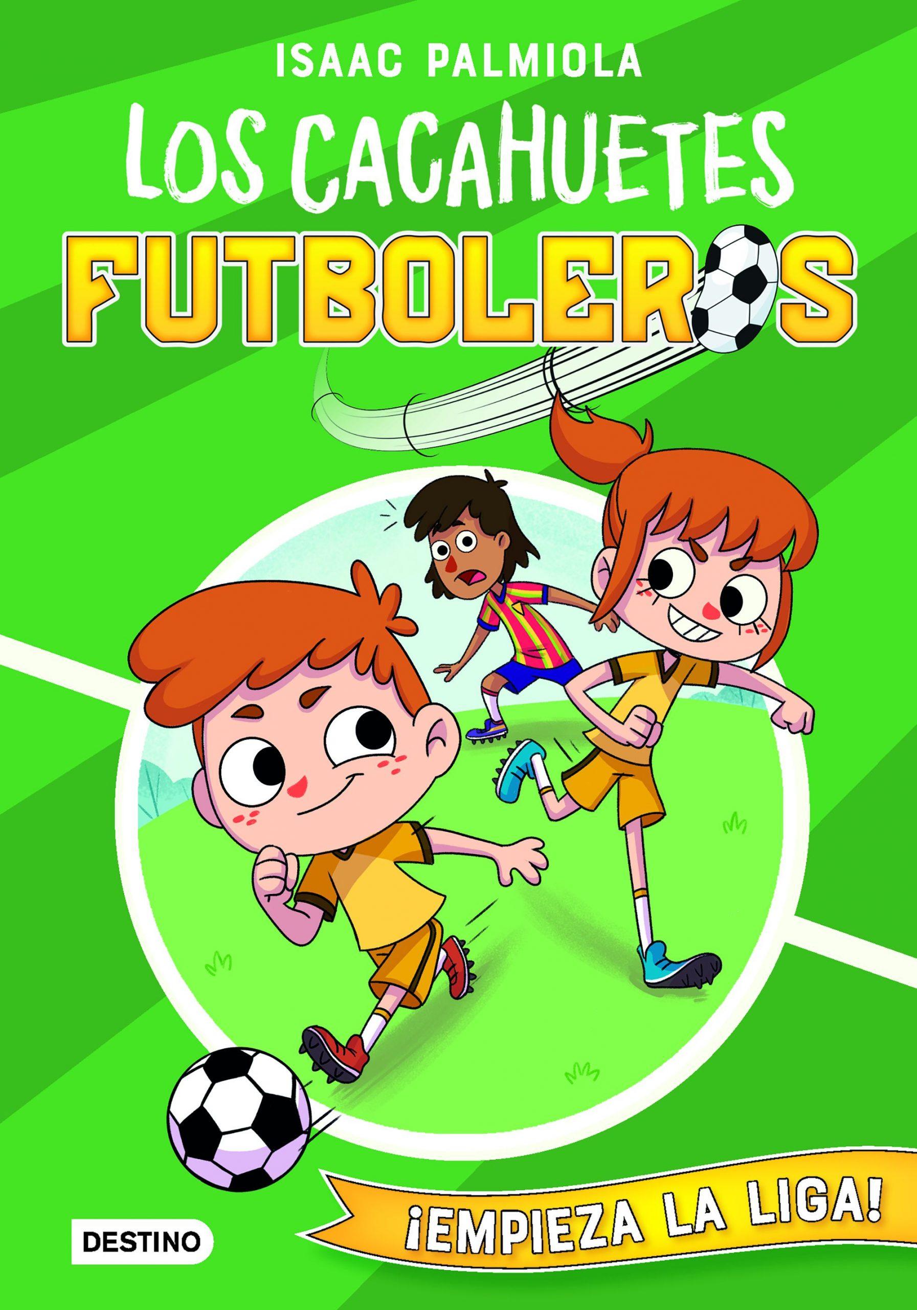 Los Cacahuetes Futboleros